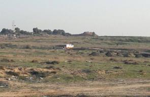 إصابة شاب برصاص الاحتلال شرق المغازي