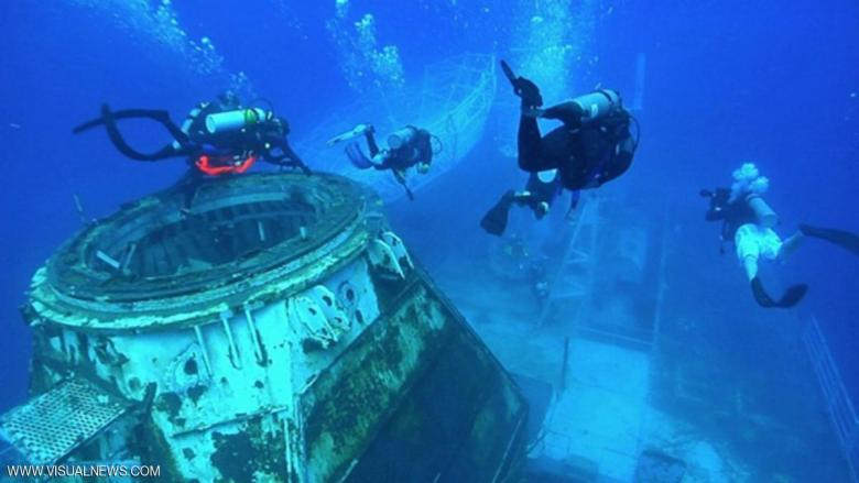 حل لغز سفينة أميركية بعد 100 عام