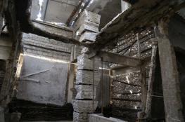 فنانة هولندية تحوّل منزلًا مدمّرًا إلى لوحة فنية