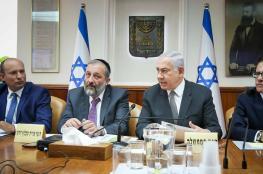 """""""الكابينت"""" وافق على إدخال المال القطري لغزة بهذه الآلية"""