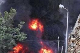 مصدر أمني: تسريب بتنك أوكسجين بمعهد بجامعة عين شمس نتج عنه انفجار