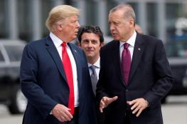 """أردوغان وترامب يتفقان بشأن القضاء على """"داعش"""" في سوريا"""