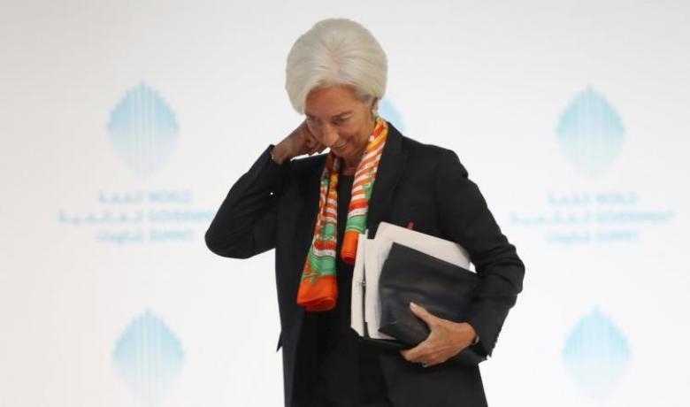 مديرة صندوق النقد قلقة من انتخابات أوروبا