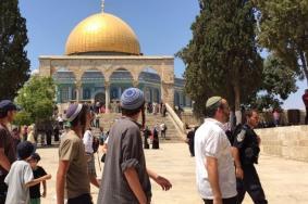 حماس: حماية المقدسات الإسلامية  أولوية وطنية