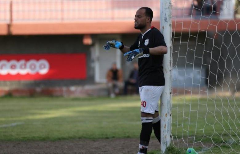 """رقم مميز """"لكنجول"""" خدمات رفح في كأس غزة"""