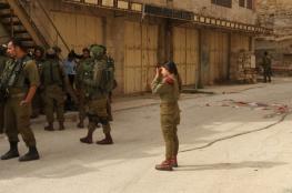 نسيان خمس مجندات إسرائيليات في حرش بالأردن