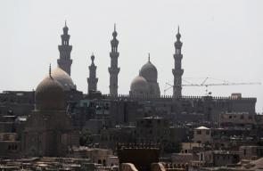 الأحياء القديمة في العاصمة المصرية القاهرة