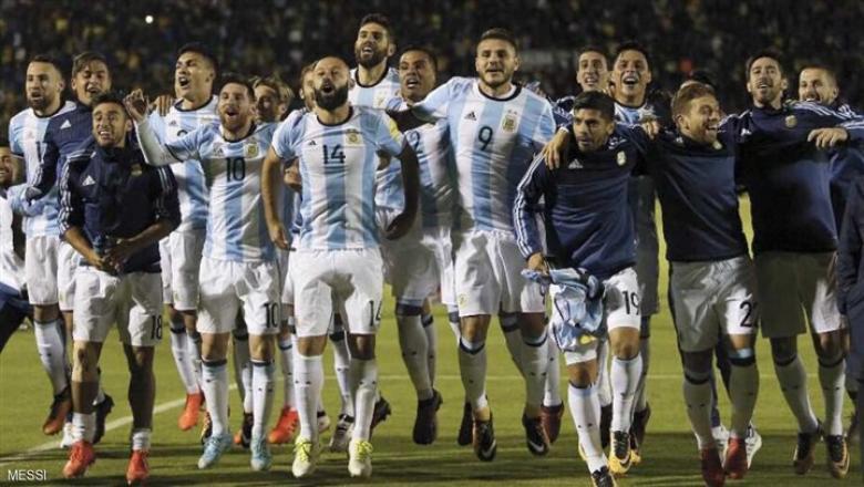 تشكيلة منتخب الأرجنتين أمام كرواتيا اليوم