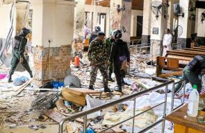 مقتل وإصابة العشرات في هجمات استهدفت فنادق وكنائس بسريلانكا