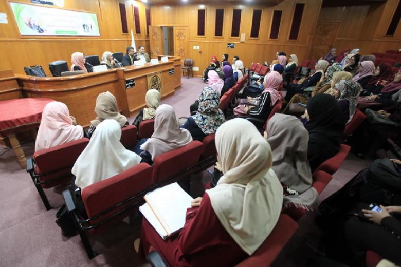 ندوة بالجامعة الإسلامية تستعرض مهارات وفنون التقديم الإذاعي والتلفزيوني