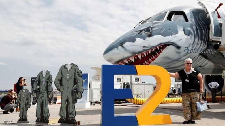"""طائرة """"القرش"""".. وحش برازيلي بمواصفات غير مسبوقة"""