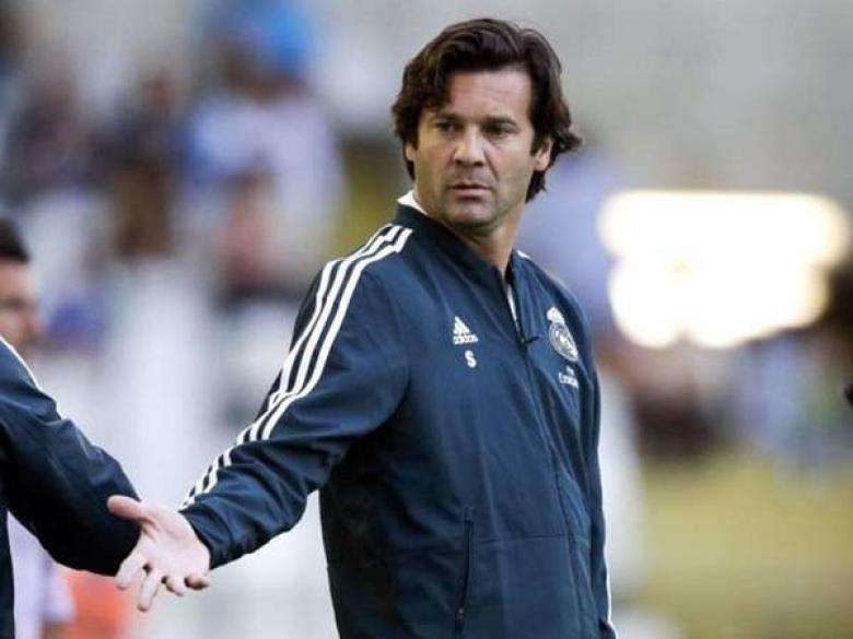 سولاري يفشل في تبرير تراجع ريال مدريد