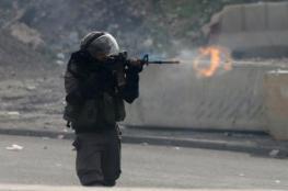 إصابة شاب برصاص الاحتلال بالأغوار الشمالية