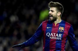 بيكيه يستبعد الاعتزال في برشلونة ويحدد وجهته المقبلة