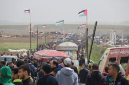 الشعبية: مسيرات العودة مستمرة حتى تحقيق أهدافها