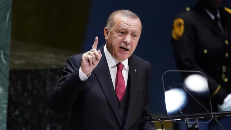 أردوغان يأمر بعملية عسكرية في سوريا