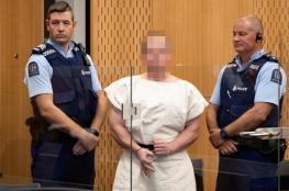 رسائل منفذ مذبحة نيوزيلندا أمام القضاء