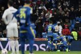 سيلتا فيغو يسقط ريال مدريد في البرنابيو