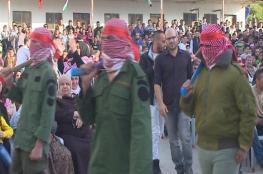"""شبان يطردون مراسل القناة الـ2 العبرية من حفل تأبيني للشهيد """"حنني"""""""