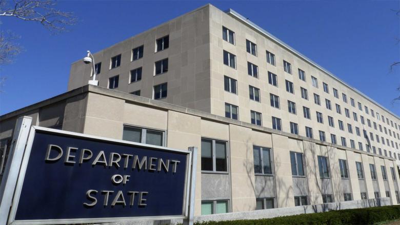 الخارجية الأمريكية: نعمل للسلام بين إسرائيل والفلسطينيين
