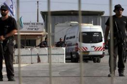 الاحتلال يصدر أوامر اعتقال إداري بحق 34 أسيراً وأسيرة