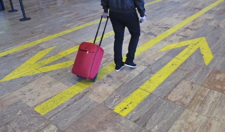 94981cc924c39 حقائب سفر ذكية لا تضيع وتتبعك أينما ذهبت - فلسطين الآن