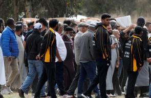 مسلمو نيوزيلندا يبدؤون تشييع ضحايا مجزرة المحراب