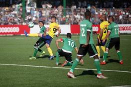 إياب كأس فلسطين مهدد بالإلغاء