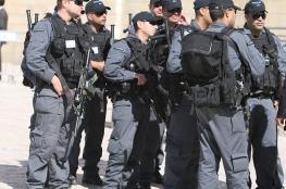 البحث عن فلسطيني بزعم نيته تنفيذ عملية بالداخل المحتل