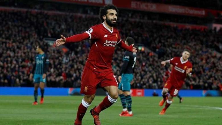 المصري صلاح يدخل تاريخ ليفربول