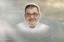 """""""حماس"""" تنعى القيادي جهاد سويلم"""