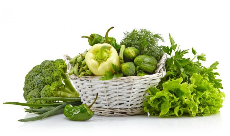لماذا تعد الخضار الخضراء مفيدة لصحة كبدك