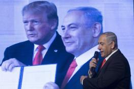 في غياب الفلسطينيين.. نتنياهو وغانتس إلى واشنطن لمناقشة خطة ترامب للسلام