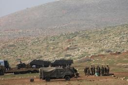 تقرير: التدريبات بالأغوار تهدف لاجتثات الوجود الفلسطيني