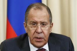 لافروف: روسيا مستعدة للتعاون مع أميركا بسوريا