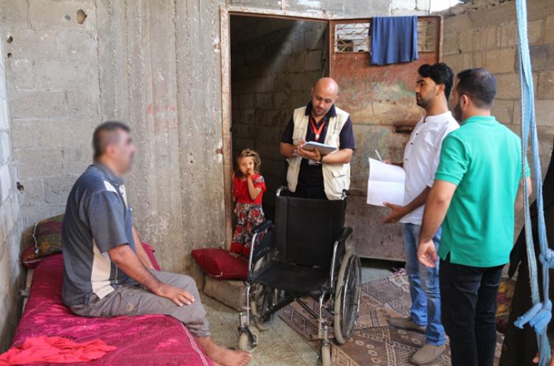 """""""الأطباء العرب"""" يطلق مشروعاً لإعادة تأهيل منازل ذوي الاحتياجات الخاصة"""