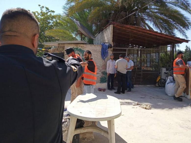 حماس تُعلق على إخلاء الاحتلال لمنزل في القدس