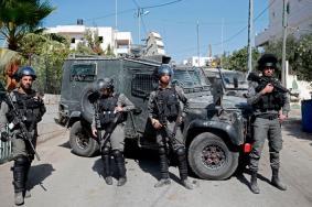 انفجار عنيف بالضفة يسبق انتخابات الكنيست