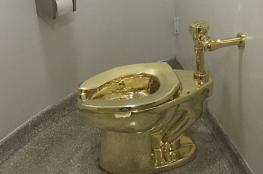 مرحاض من الذهب في قصر بلينهايم لاستخدام الزوار وهذه شروطه