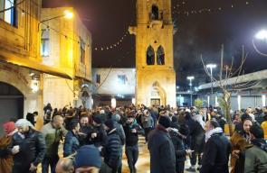 الآلاف يلبون النداء للصلاة بالأقصى والإبراهيمي