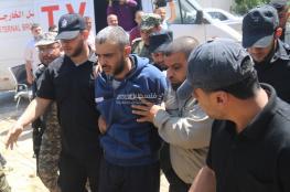 إعدام قتلة القائد القسامي مازن فقهاء