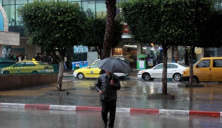 الطقس: أمطار متفرقة اليوم وغداً