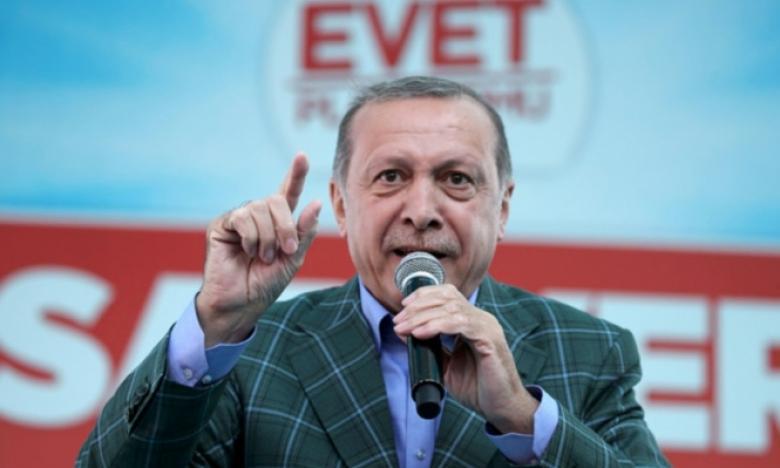 تركيا: بدء استفتاء تاريخي بشأن توسيع سلطة إردوغان
