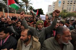 تحذيرات من ارتفاع معدلات البطالة في غزة
