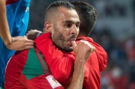المغرب يتصدر المجموعة الثالثة وغانا تحتج لدى الفيفا