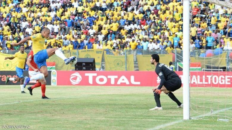 الأهلي المصري يتلقى ضربة موجعة قبل لقاء الإياب مع صن داونز