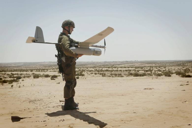 ألمانيا تقرر شراء طائرات بدون طيار من الاحتلال بمليار يورو