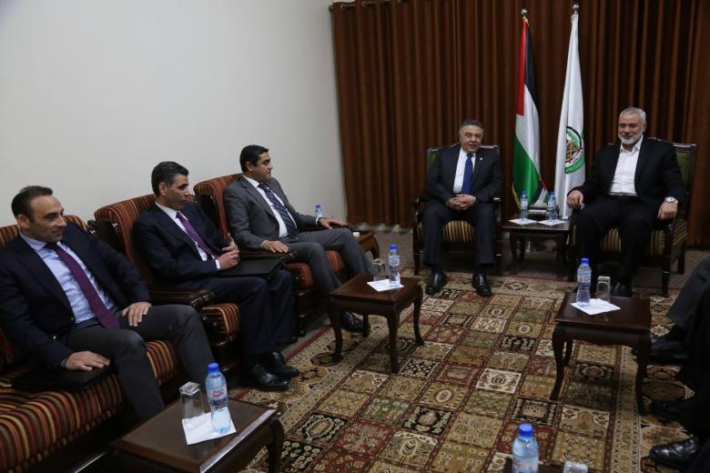 تعرف على وعود الوفد المصري للفصائل الفلسطينية