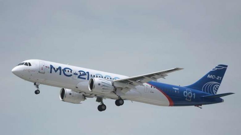"""روسيا تروج لطائراتها بعد فضيحة """"بوينغ"""""""