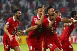 رفض استئناف الهلال السعودي ضد الأهلي الإماراتي